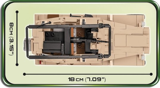 COBI SD KFZ 250 Size