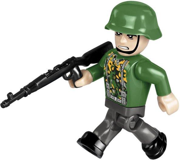 COBI Stummel Soldier