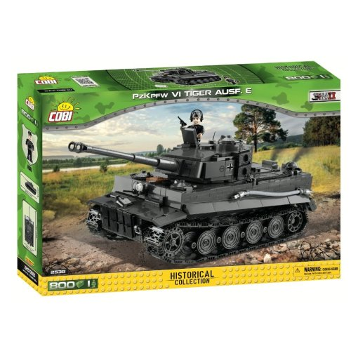COBI Tiger VI PzKpfw AUSF E Set