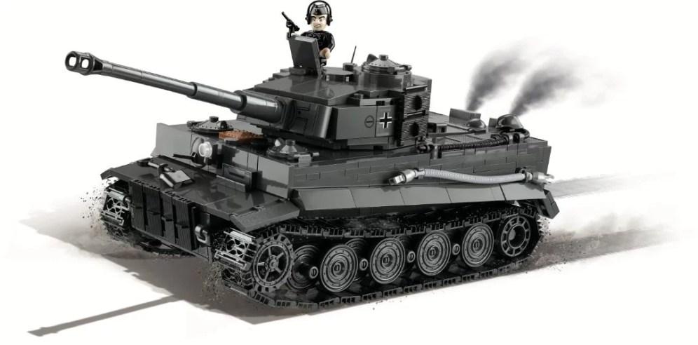 COBI Tiger 1 PzKpfw AUSF E Set War bricks USA