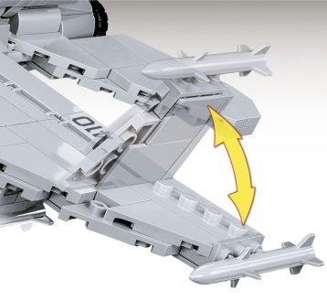 COBI Top Gun F18 Review