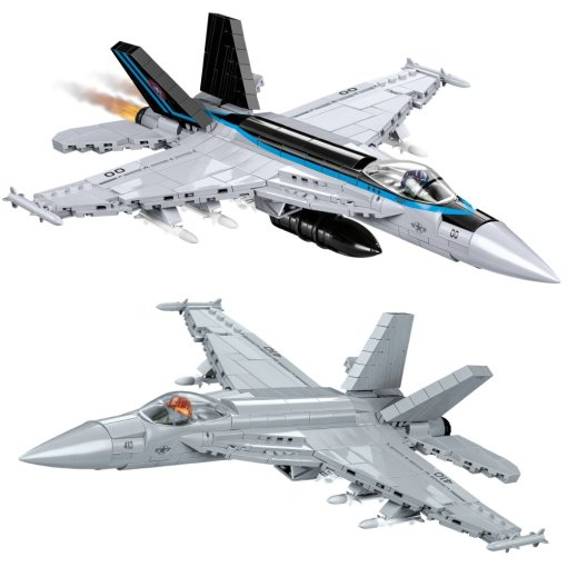 COBI Top Gun F18E Super Hornet Set