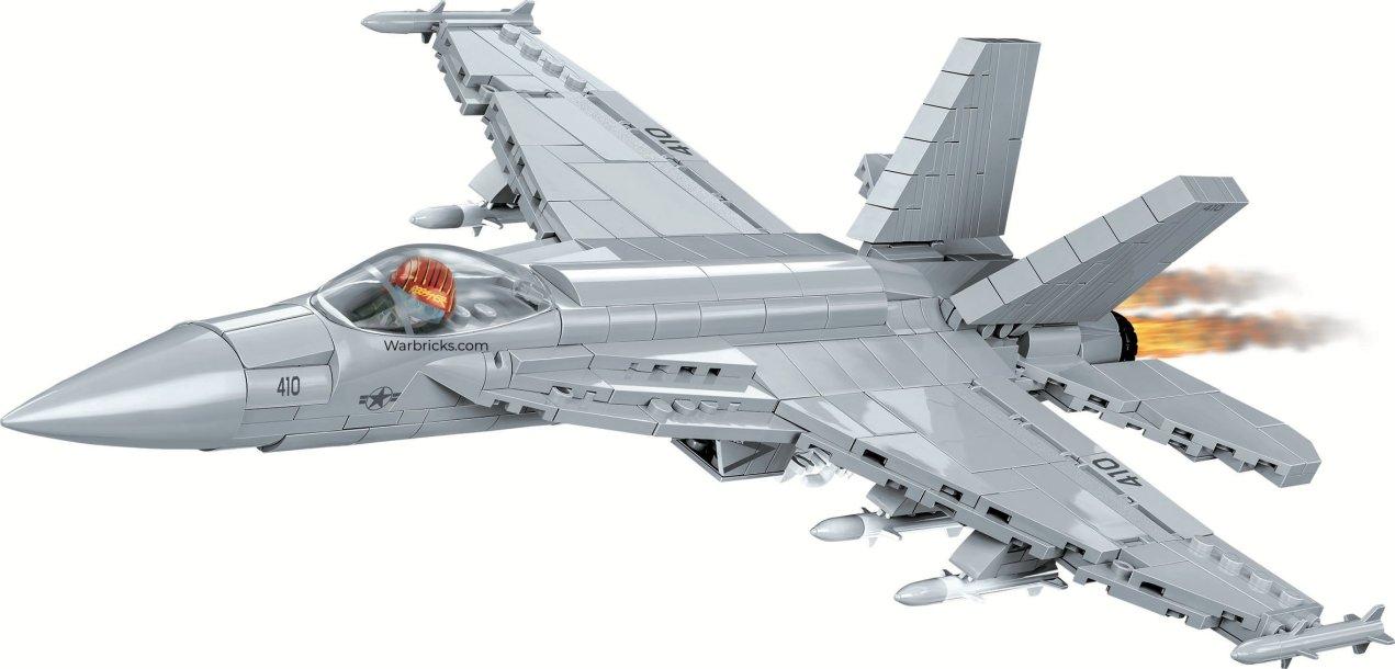 COBI Top Gun F18E Super Hornet USA Store