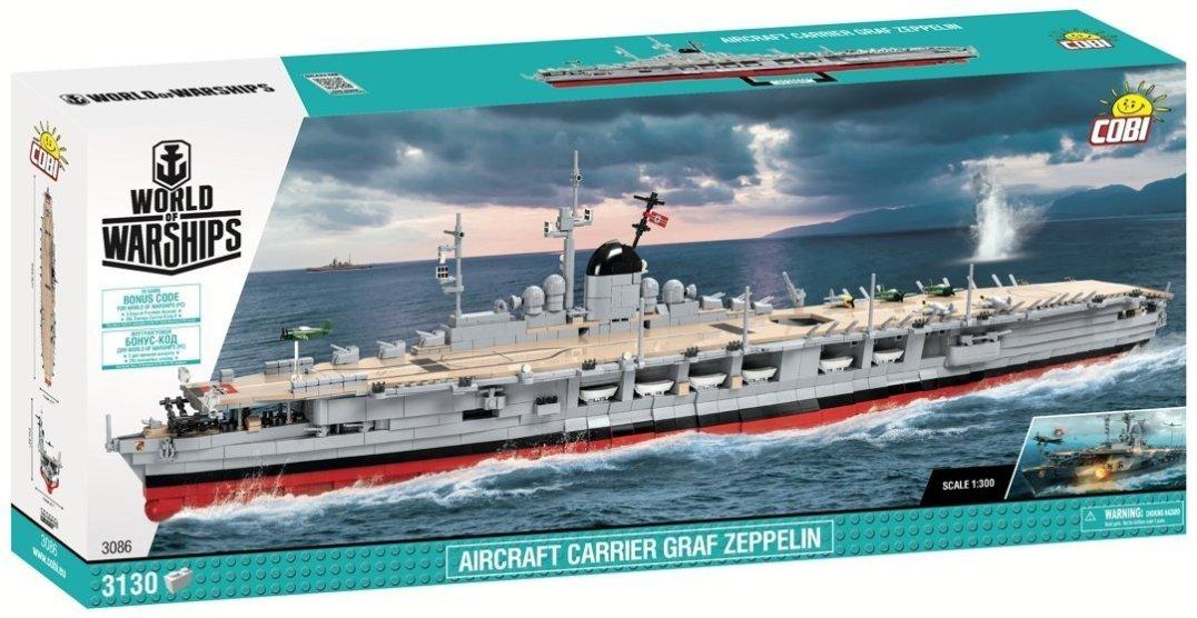 CObi Aircraft Carrier Graf Zeppelin