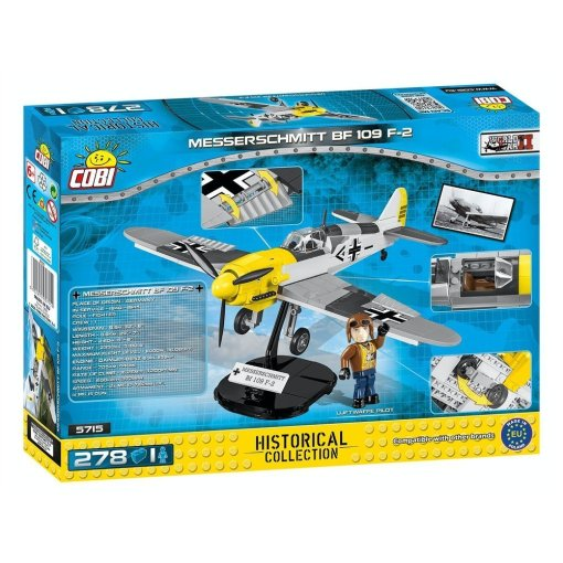 Cobi BF 109 F-2 Brick Set Box
