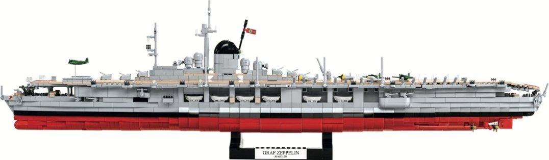 Cobi Graf Zeppelin Carrier Display Specs