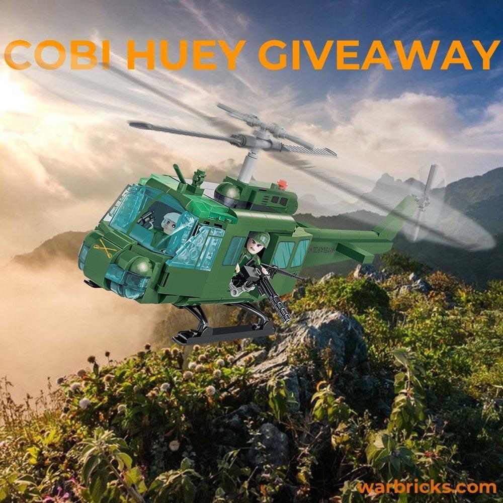 Cobi Huey Giveaway For Instagram