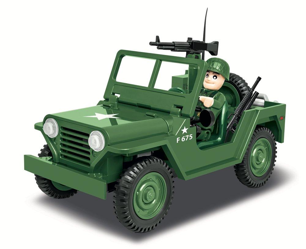 Cobi M151 A1 MUTT Jeep Set Best Price