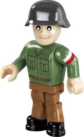 Cobi WOT Panther Polish commander
