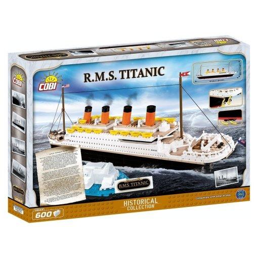 COBI R.S.M Titanic Set Best Price