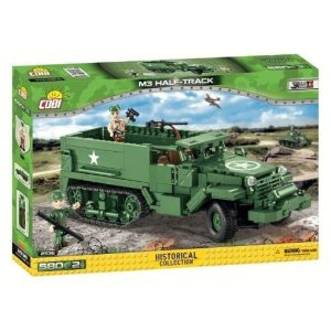 COBI M3 Armored Half-Track Set (2536)