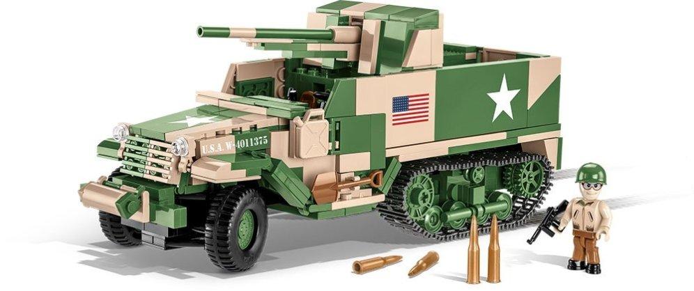 COBI M3 Gun Motor Carriage Set (2535) best price