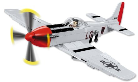 COBI Top Gun P51D Mustang Set Amazon