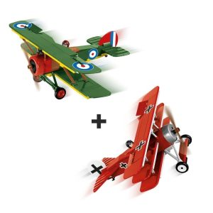 COBI WWI Dogfight Pack WAR BRICKS USA
