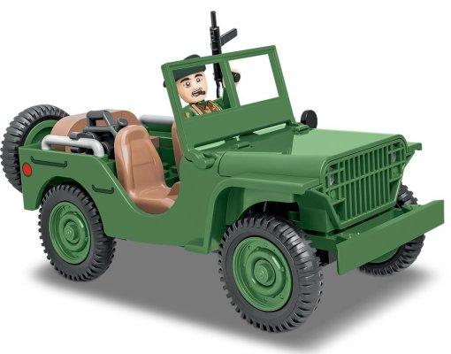 COBI 2400 COBI FORD GP Jeep Set (2400)