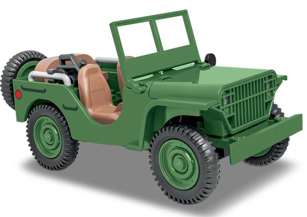 COBI FORD GP Jeep Set (2400) Amazon