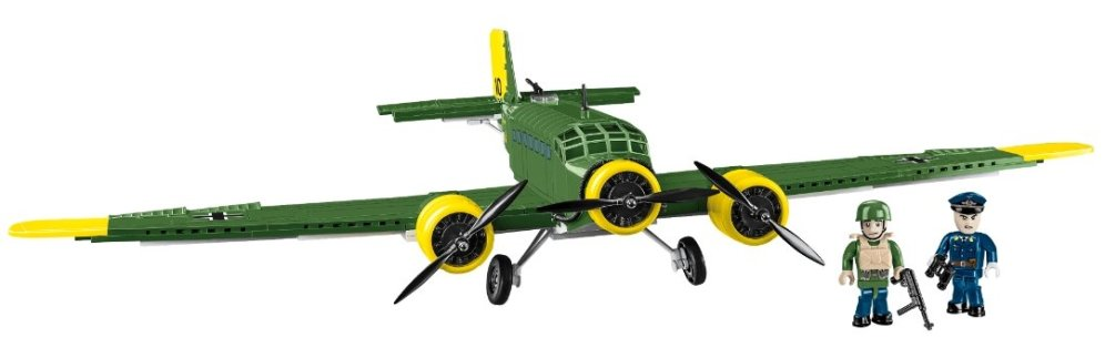 COBI Junkers JU-52 German Version (5710) Best Price