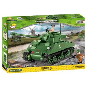 COBI Sherman Firefly Set (2515)