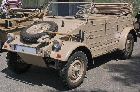 COBI Type 82 Kubelwagen Set (2402) History