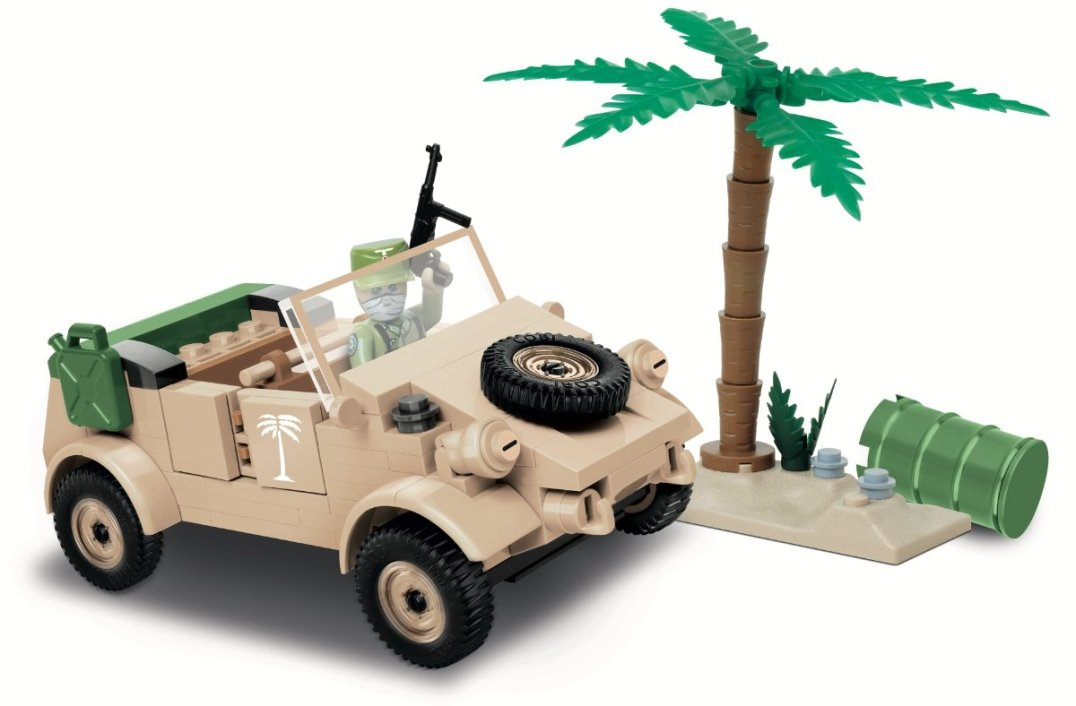 COBI Type 82 Kubelwagen Set (2402) amazon