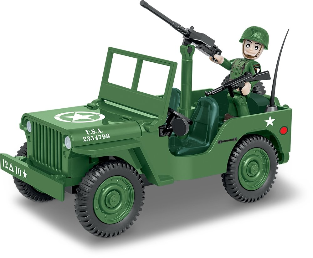 COBI Willy's MB Jeep Set Amazon