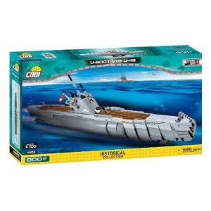 COBI U-48 U-Boat Submarine Set (4805)