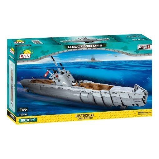 COBI U-48 U-Boat Submarine Set (4805)