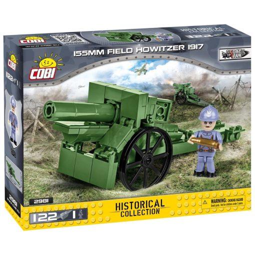 COBI 155 MM Field Howitzer Set (2981)