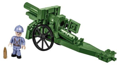 COBI 155 MM Field Howitzer Set USA