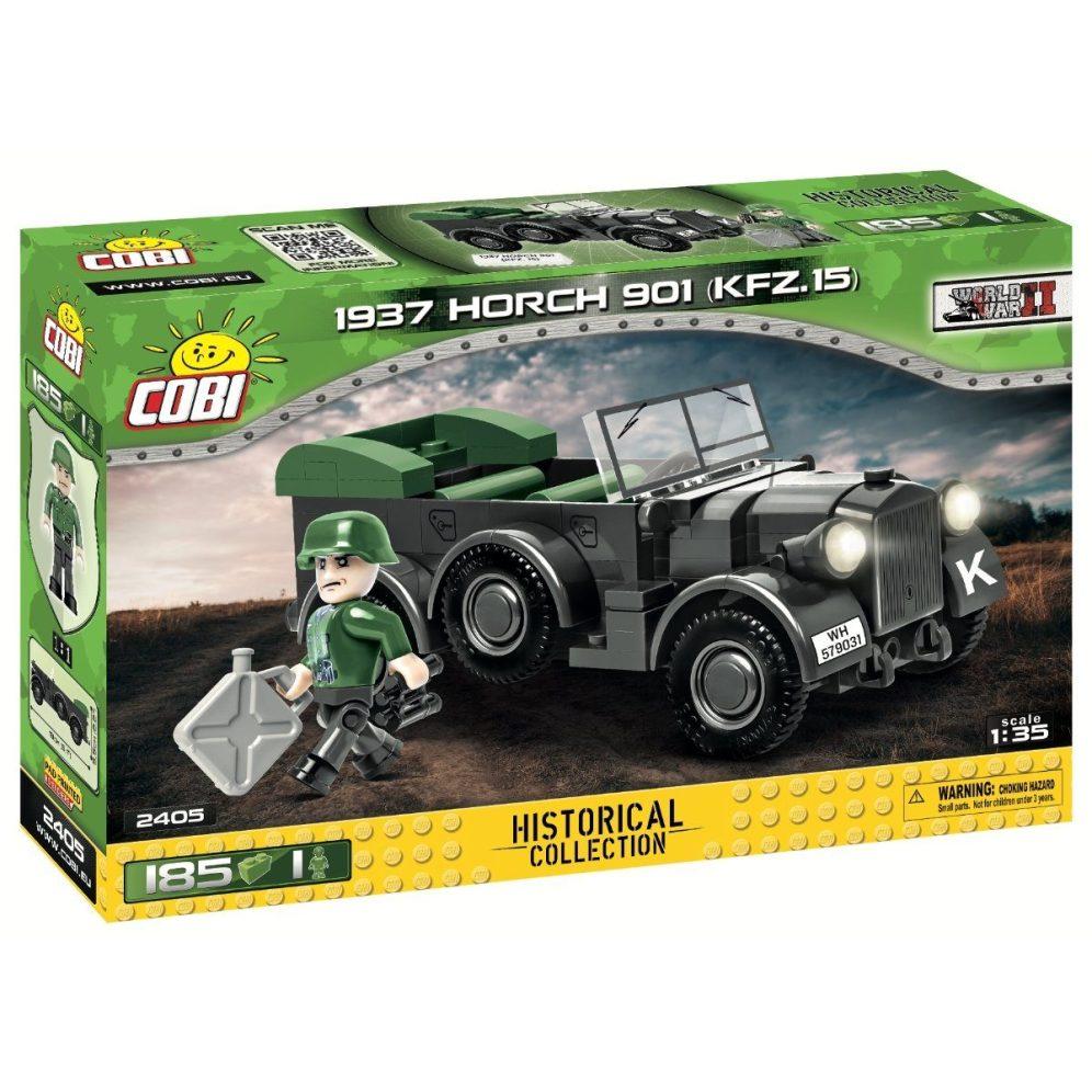 COBI 1937 HORCH 901 KFZ. 15 Set ( 2405 )
