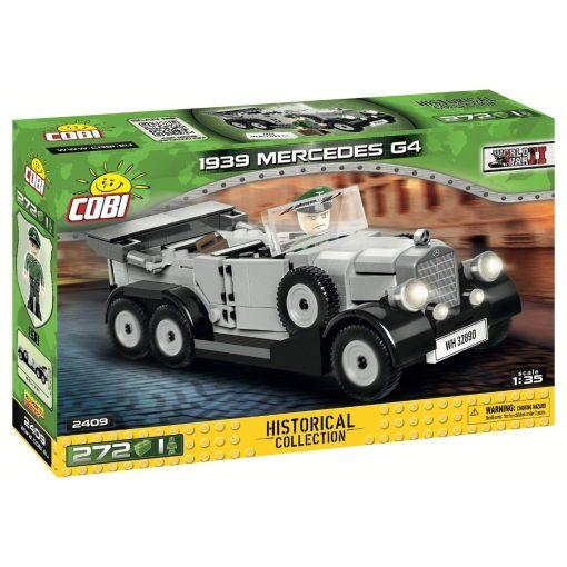 COBI 1939 Mercedes G4 Set (2409)