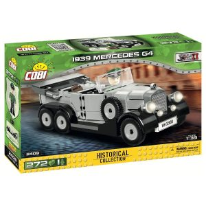 COBI 1939 Mercedes G4 Set (2409)