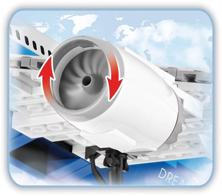 COBI 787 Engine