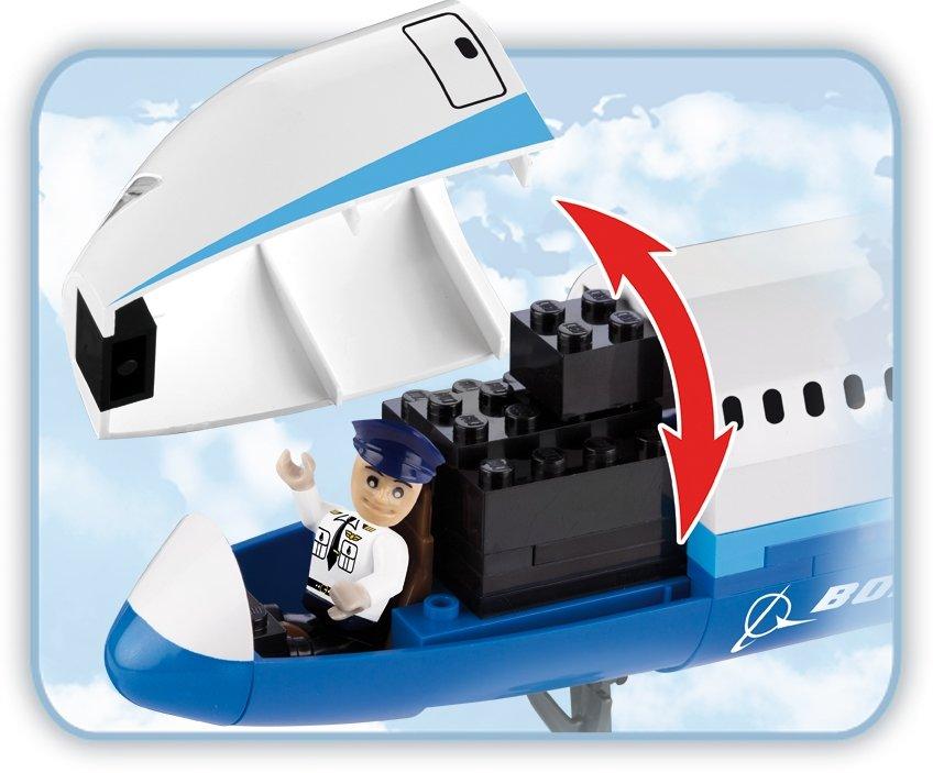 COBI 787 Pilot