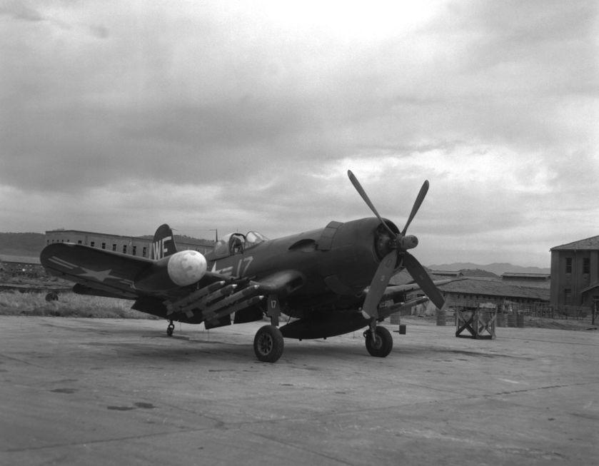 COBI AU-1 Corsair Set (2415) Korea Era