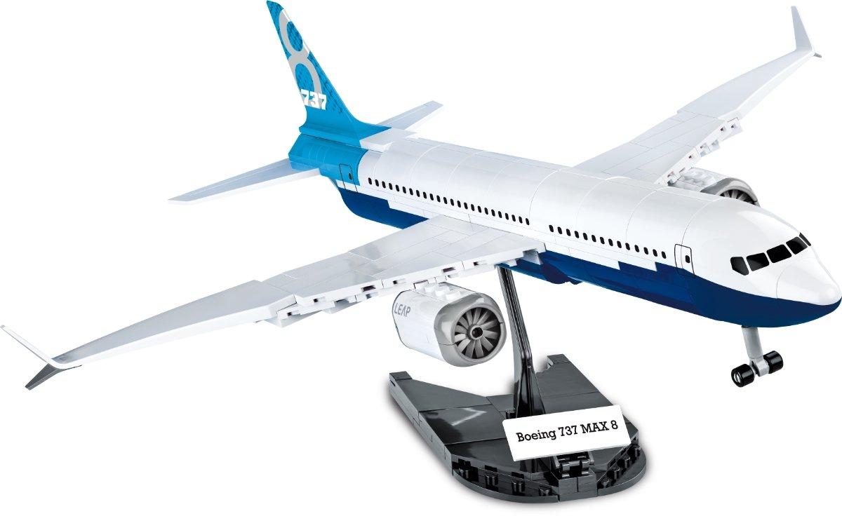 COBI Boeing 737 8 (26175)