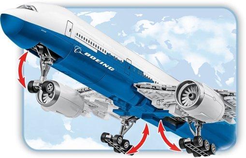 COBI Boeing 777x (26602) Canada