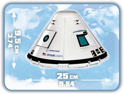 COBI Boing Starliner Set (26263) Specs