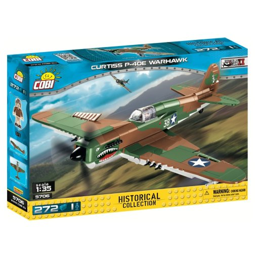 COBI CURTISS P-40E WARHAWK Set (5706)
