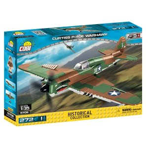 COBI CURTISS P-40E WARHAWK Set (5706)