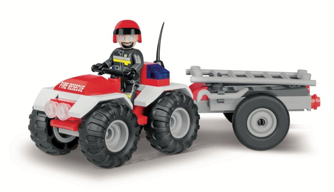 COBI Fire Patrol Unit Set (1444) USA
