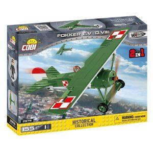 COBI Fokker EV D.VIII Set (2976)