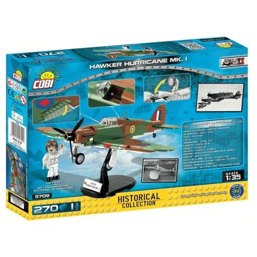 COBI HAWKER HURRICAN MK I Set (5709) Box