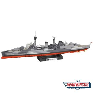 COBI HMS Belfast Light Cruiser (4821) Pre order