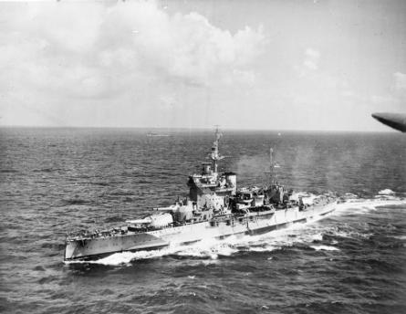 COBI HMS Warspite Battleship (4820) History