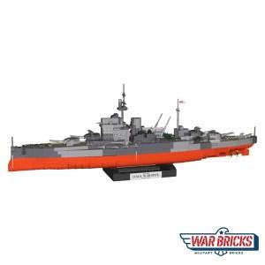 COBI HMS Warspite Battleship (4820)
