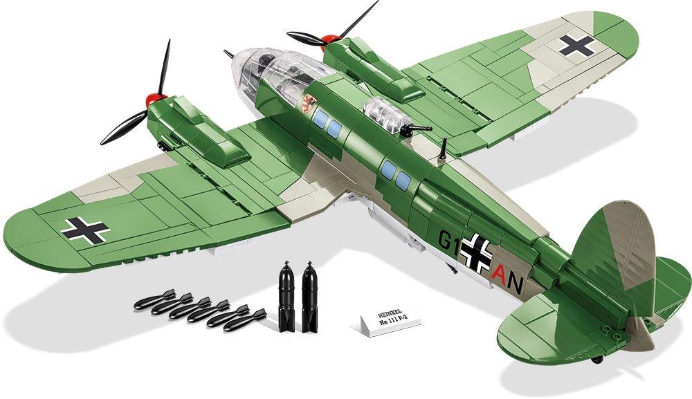 COBI Henkel HE 111 P-2 Set (5717) Amazon