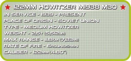COBI Howitzer Set (2395)