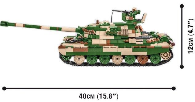COBI IS-7 Granite WOT Set (3040) Length