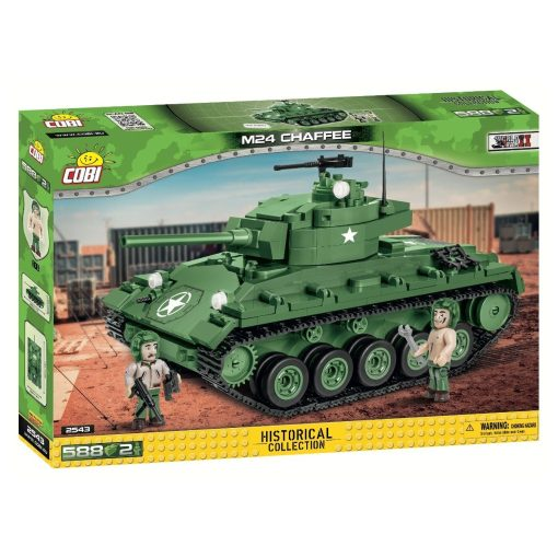 COBI M24 Chaffee Tank Set (2543)